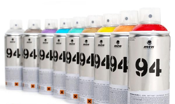 Pinturas en spray en alicante montana pastor decoraciones - Pintura para aluminio en spray ...