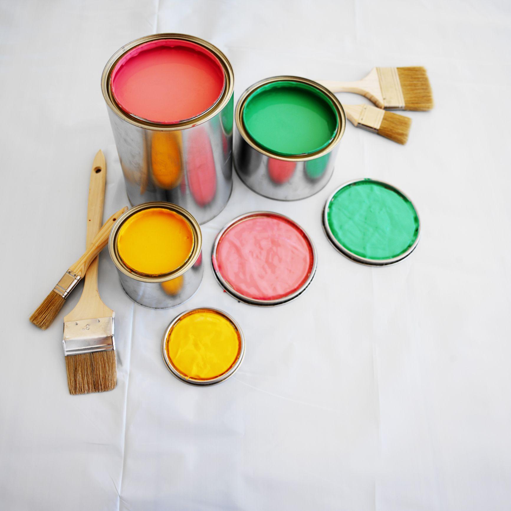 C mo te ir nuestra pintura con colorantes pastor - Pinturas para pared colores ...