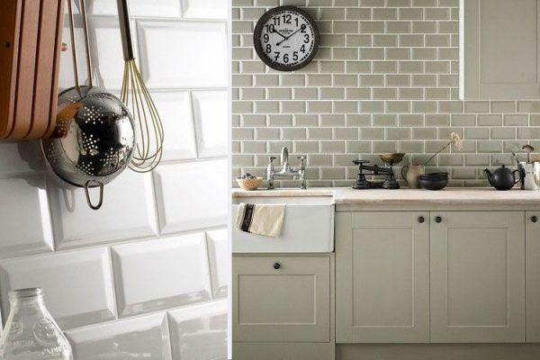 Reforma tu cocina sin obras pastor decoraciones - Piastrelle diamantate cucina ...