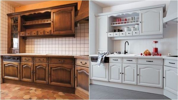 Reforma tu cocina sin obras pastor decoraciones - Renovar muebles de cocina ...