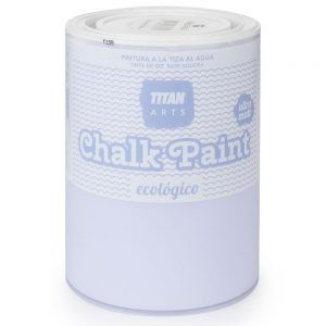 Pintura tiza charleston lila 750ml