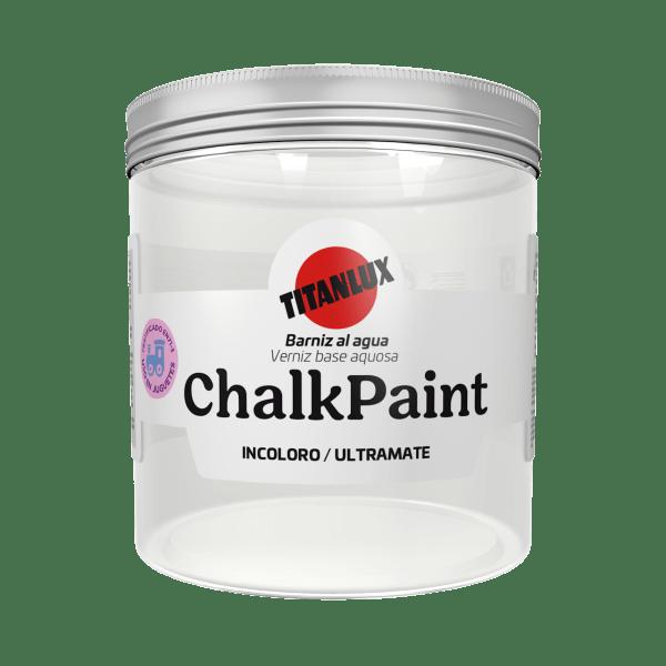 Barniz incoloro chlak paint Titan