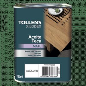 Aceite de teca incoloro 750ml