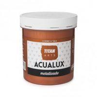 acualux cobre metalizado 500ml