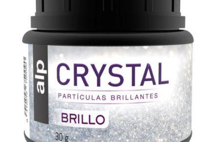 partículas crystal brillantes 30g